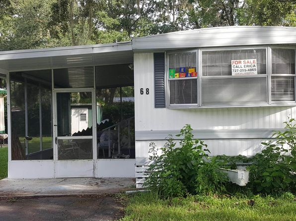 2 bed 1 bath Mobile / Manufactured at 21253 Yontz Rd Brooksville, FL, 34601 is for sale at 8k - 1 of 44
