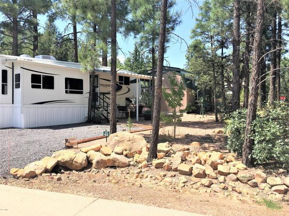 1 bed 1 bath Single Family at 3770 S Cattle Dr Show Low, AZ, 85901 is for sale at 56k - 1 of 13