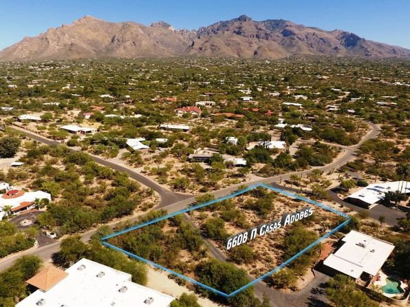 null bed null bath Vacant Land at 6608 N Casas Adobes Dr Tucson, AZ, 85704 is for sale at 135k - 1 of 21
