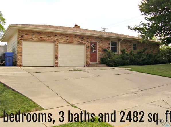 4 bed 3 bath Single Family at 3000 S Kiwanis Ave Sioux Falls, SD, 57105 is for sale at 159k - 1 of 24