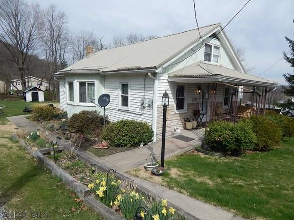 3 bed 1 bath Single Family at 105 Jackson St Coalport, PA, 16627 is for sale at 40k - 1 of 23