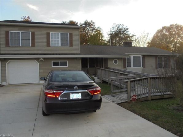 5 bed 2.5 bath Single Family at 745 Lake Dr Kernersville, NC, 27284 is for sale at 130k - 1 of 25