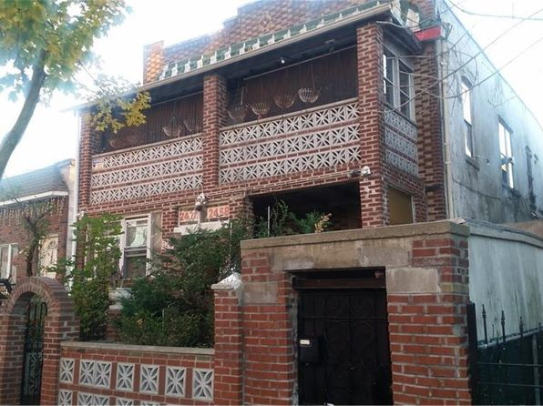 8 bed 4 bath Multi Family at 2468 E 11th St Brooklyn, NY, 11235 is for sale at 2.30m - 1 of 2