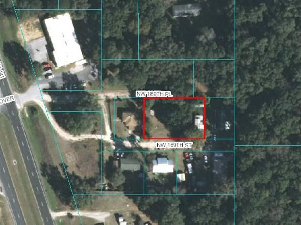 null bed null bath Vacant Land at 5603 NW 189TH PL REDDICK, FL, 32686 is for sale at 14k - google static map