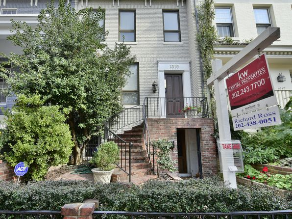 7 bed 5 bath Townhouse at 1319 21st St NW Washington, DC, 20036 is for sale at 2.38m - 1 of 23