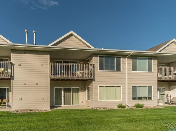 2 bed 1 bath Condo at 7107 W 56th St Sioux Falls, SD, 57106 is for sale at 115k - 1 of 18