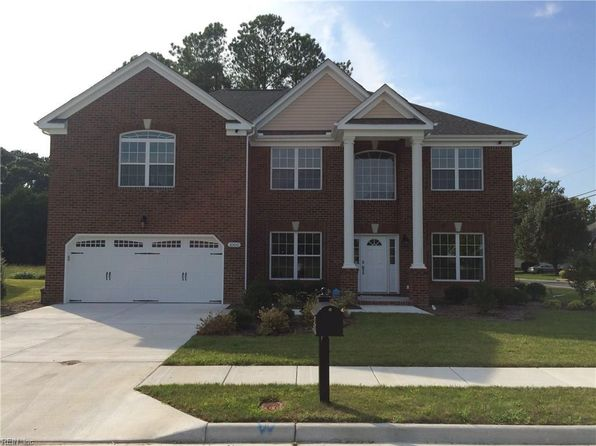 5 bed 3 bath Single Family at 1005 Mimi Ct Chesapeake, VA, 23322 is for sale at 414k - google static map