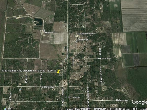 null bed null bath Vacant Land at 4323 Naples Ave Clewiston, FL, 33440 is for sale at 15k - 1 of 2