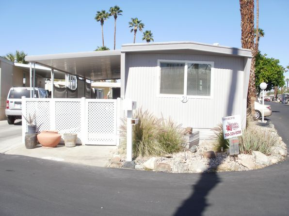 2 bed 1 bath Mobile / Manufactured at 21 Sand Crk Cathedral City, CA, 92234 is for sale at 16k - 1 of 7