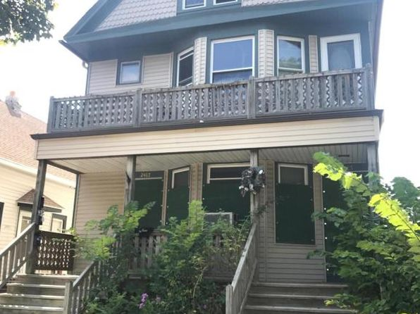 3 bed 1 bath Multi Family at 2485 S 7th St Milwaukee, WI, 53215 is for sale at 80k - google static map