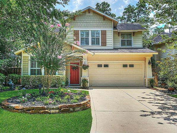 3 bed 3 bath Single Family at 7 Cloud Bank Pl The Woodlands, TX, 77382 is for sale at 260k - 1 of 32