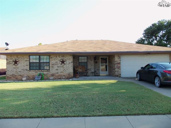 3 bed 2 bath Single Family at 4309 Greenridge Wichita Falls, TX, 76306 is for sale at 122k - 1 of 21