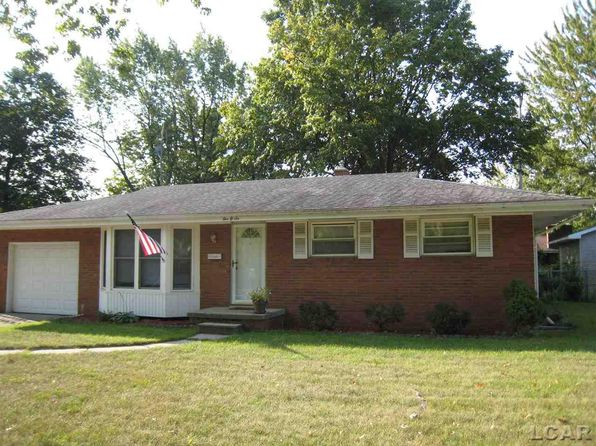 3 bed 1 bath Single Family at 506 Blanchard St Tecumseh, MI, 49286 is for sale at 105k - 1 of 8