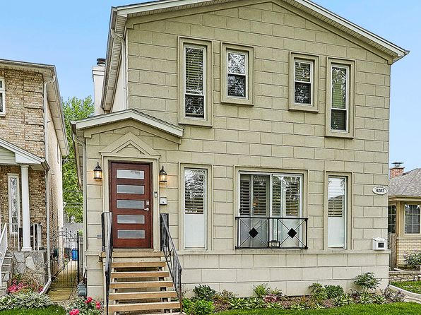 3 bed 4 bath Single Family at 4207 N Newland Ave Harwood Heights, IL, 60706 is for sale at 439k - 1 of 10
