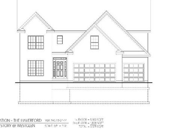 4 bed 3 bath Single Family at  The Haverford (To Be Built) Ballwin, MO, 63021 is for sale at 453k - 1 of 4