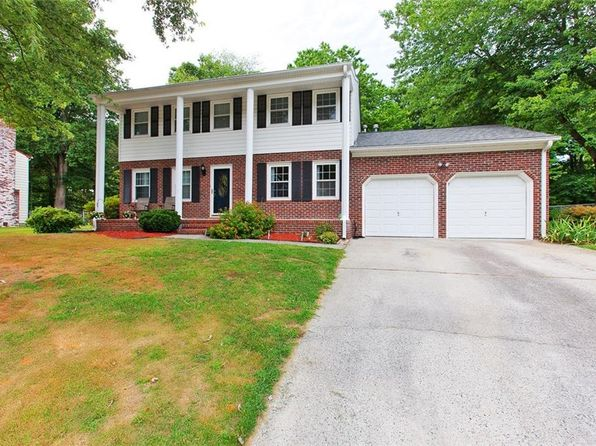 4 bed 3 bath Single Family at 203 Terrebonne Rd Yorktown, VA, 23692 is for sale at 320k - 1 of 29