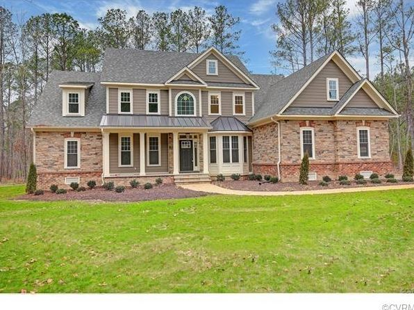 5 bed 4 bath Single Family at 14800 Chesdin Green Way Chesterfield, VA, 23838 is for sale at 600k - 1 of 58