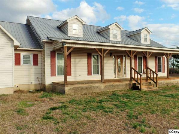 4 bed 2.5 bath Single Family at 1666 County Road 121 Section, AL, 35771 is for sale at 365k - 1 of 44