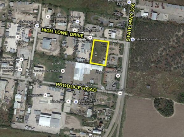 null bed null bath Vacant Land at 1108 N State Highway 336 Hidalgo, TX, 78557 is for sale at 300k - google static map