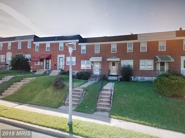 2 bed 2 bath Townhouse at 3939 KENYON AVE BALTIMORE, MD, 21213 is for sale at 85k - 1 of 30