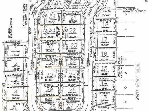 null bed null bath Vacant Land at 1105 Saddle Brook Ln Metamora, IL, 61548 is for sale at 35k - google static map