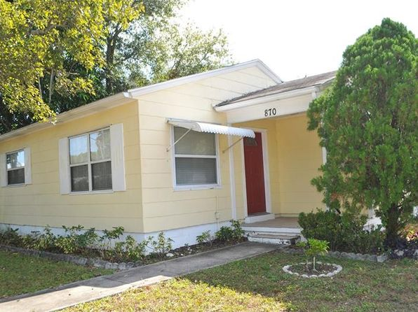 3 bed 2 bath Single Family at 870 49th Ave N Saint Petersburg, FL, 33703 is for sale at 174k - 1 of 20