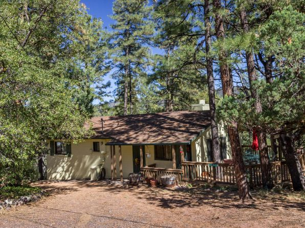 2 bed 1 bath Single Family at 3895 N MOHAWK ST Pine, AZ, 85544 is for sale at 170k - 1 of 26