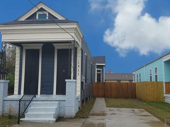 2 bed 1 bath Single Family at 1911 Mandeville St New Orleans, LA, 70117 is for sale at 175k - 1 of 9
