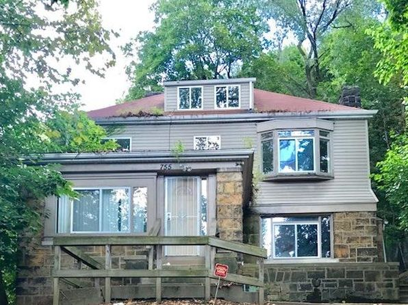 4 bed 2 bath Single Family at 755 Hill Ave Pittsburgh, PA, 15221 is for sale at 45k - 1 of 12