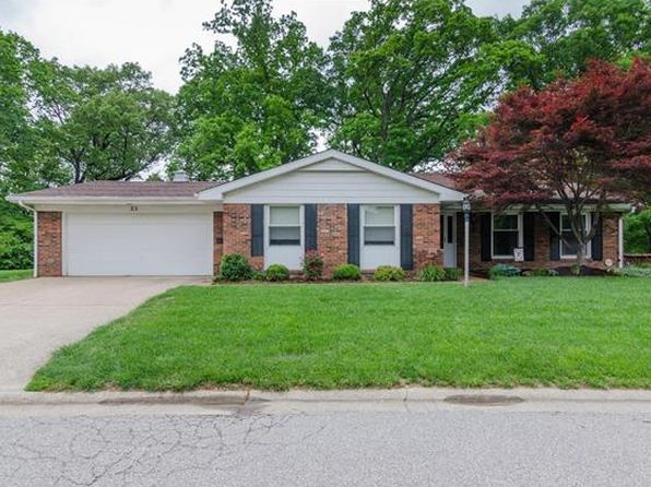 4 bed 3 bath Single Family at 25 Steeplechase Ln Belleville, IL, 62223 is for sale at 150k - 1 of 29