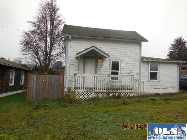 2 bed 1 bath Single Family at 838 W 9th St Port Angeles, WA, 98363 is for sale at 68k - 1 of 10