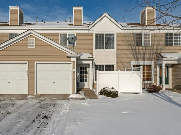 2 bed 2 bath Townhouse at 12116 Killdeer St NW Coon Rapids, MN, 55448 is for sale at 135k - 1 of 22
