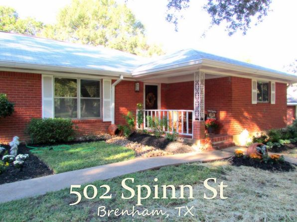 3 bed 2 bath Single Family at 502 Spinn St Brenham, TX, 77833 is for sale at 195k - 1 of 14