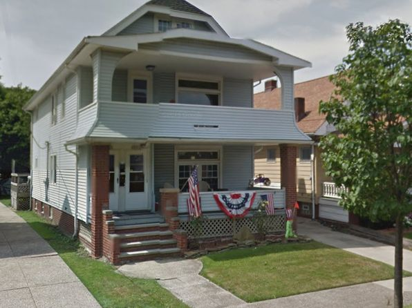 4 bed 2 bath Multi Family at 10521 Governor Ave Cleveland, OH, 44111 is for sale at 89k - google static map