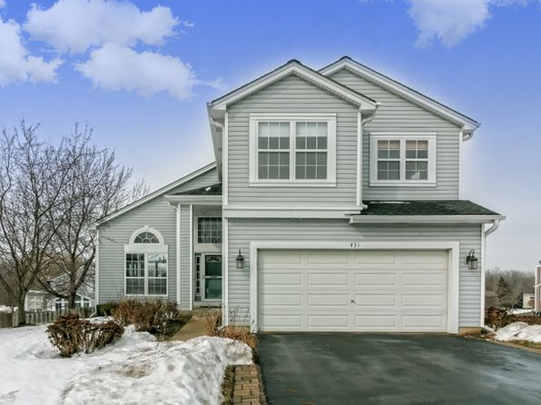 5 bed 4 bath Single Family at 431 Big Cloud Pass Lake In The Hills, IL, 60156 is for sale at 245k - 1 of 22