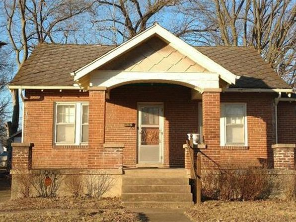 2 bed 2 bath Single Family at 1410 JEFFERSON AVE CAPE GIRARDEAU, MO, 63703 is for sale at 25k - google static map