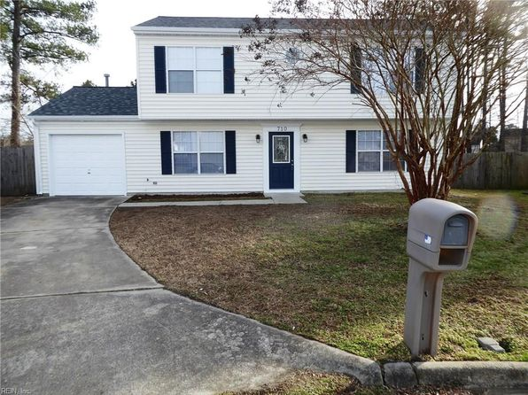 4 bed 3 bath Single Family at 710 Woodnote Ln Newport News, VA, 23608 is for sale at 225k - 1 of 29