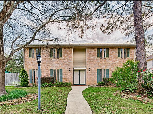 4 bed 3 bath Single Family at 17807 Memorial Oaks Ln Spring, TX, 77379 is for sale at 200k - 1 of 21