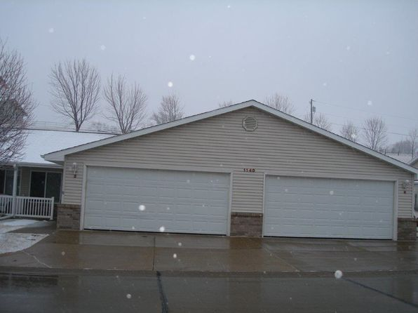2 bed 2 bath Condo at 1140 Meadow View Ct Sioux City, IA, 51106 is for sale at 155k - google static map