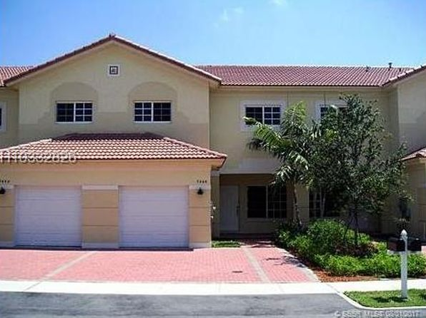 3 bed 3 bath Townhouse at 7652 S Stonecreek Cir Hollywood, FL, 33024 is for sale at 275k - 1 of 4