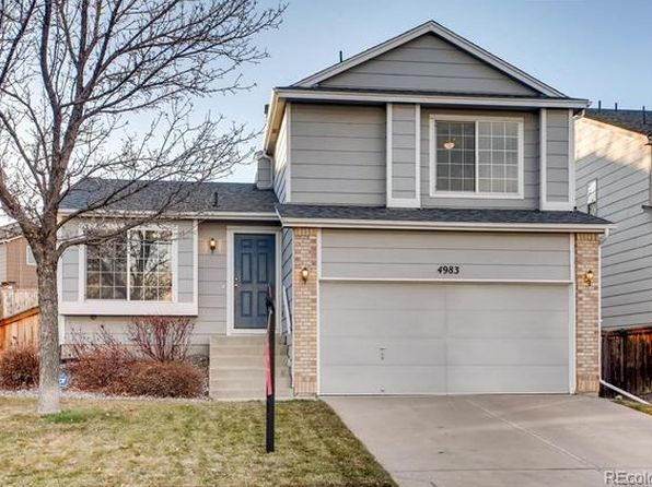 3 bed 2.5 bath Single Family at 4983 Tarcoola Ln Highlands Ranch, CO, 80130 is for sale at 395k - 1 of 23