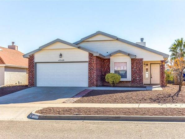 3 bed 2 bath Single Family at 4540 Loma Colorada Ct El Paso, TX, 79934 is for sale at 120k - 1 of 26