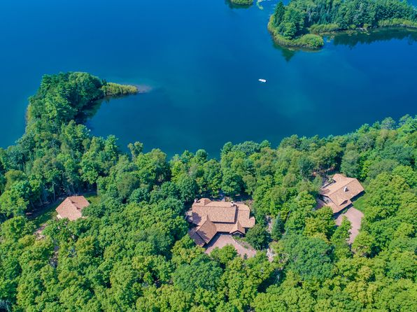 6 bed 10 bath Single Family at 6337 Murphy Rd Land O Lakes, WI, 54540 is for sale at 2.30m - 1 of 75
