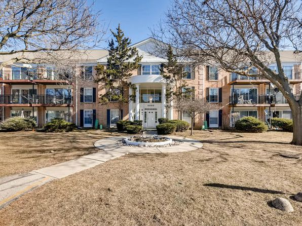 1 bed 1 bath Condo at 5300 Carriageway Dr Rolling Meadows, IL, 60008 is for sale at 110k - 1 of 16