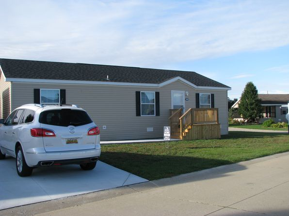 3 bed 2 bath Mobile / Manufactured at 2724 Pine Lakes Dr W Lapeer, MI, 48446 is for sale at 72k - 1 of 15
