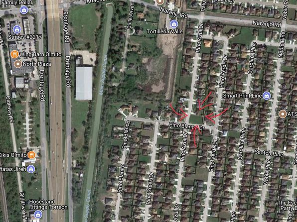 null bed null bath Vacant Land at L1-B5 Pino Azul Dr Brownsville, TX, 78526 is for sale at 30k - 1 of 4