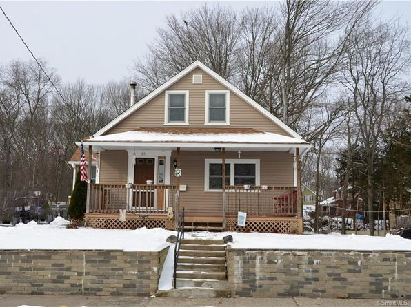 3 bed 1 bath Single Family at 83 LEWIS ST NAUGATUCK, CT, 06770 is for sale at 170k - 1 of 22