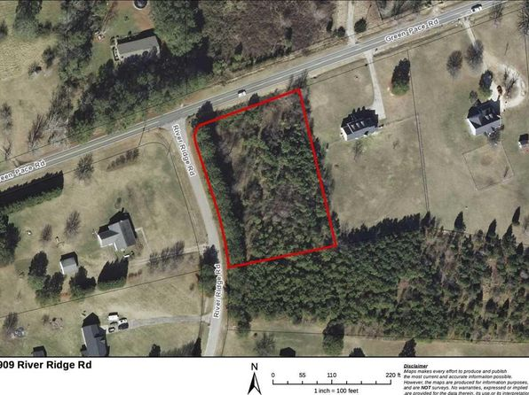 null bed null bath Vacant Land at 909 River Ridge Rd Zebulon, NC, 27597 is for sale at 39k - google static map
