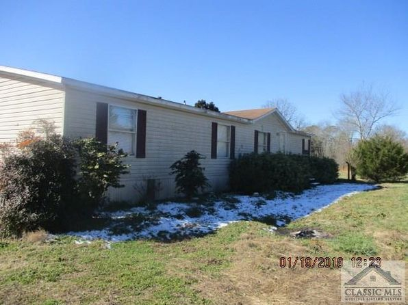 3 bed 2 bath Mobile / Manufactured at 28 HUNTERS RIDGE RD NICHOLSON, GA, 30565 is for sale at 32k - google static map