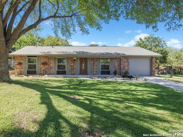 4 bed 2 bath Single Family at 12021 Forest Nook Ct Live Oak, TX, 78233 is for sale at 170k - 1 of 23
